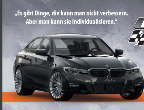 PRESSENEWS APRIL 2019: BREYTON Felgen BMW