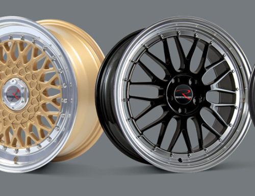 NEU im Sortiment: CHEETAH und R-STYLE Wheels