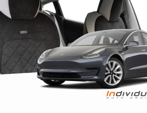 INDIVIDUAL AUTO DESIGN – Sitzbezüge nach Mass für Tesla Model 3