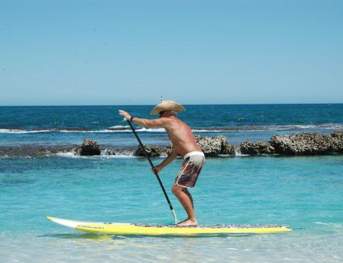 NEU im Sortiment: WAIKIKI Stand Up Paddle