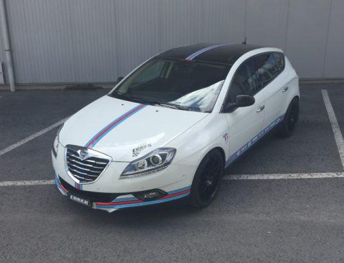 Hommage to Delta – CAREX Fahrzeugumbau